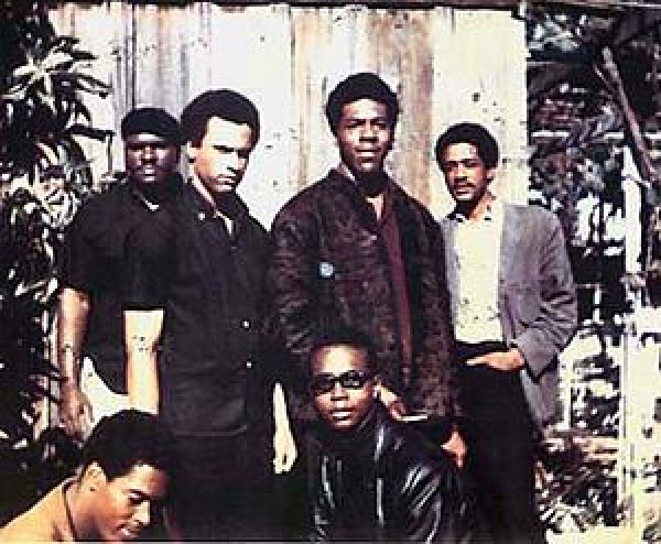 The original Black Panthers