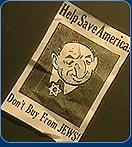 antisemitic America