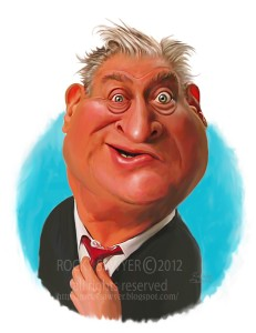 Rodney Dangerfield A1 copyright
