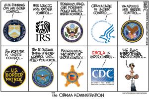 Michael Ramirex Obama admin