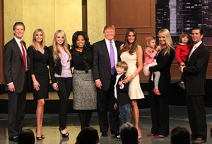 2 3 2011 - B Show  - The Trump Family